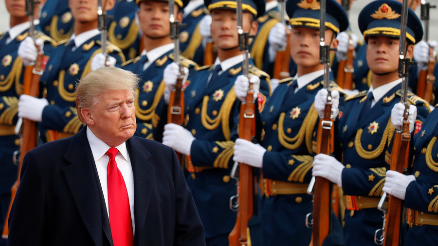 "РТ: ""Имамо још много метака"": Трамп запретио Кини са још царина ако се усуди да одговори"