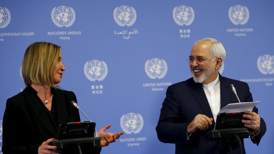РТ. ЕУ ће створити посебне канале плаћања са Ираном упркос санкцијама САД - Могеринијева