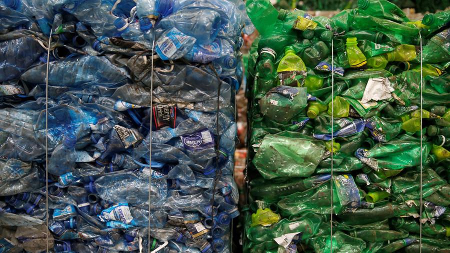 РТ: Јапан се затрпава у пластичном отпаду након што је Кина обуставила увоз светског отпада