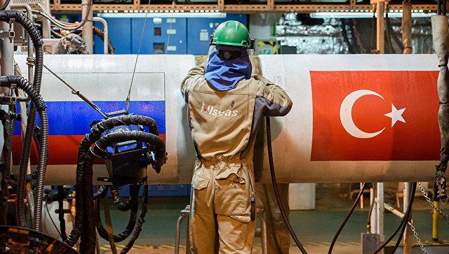 """Пуштање у рад оба крака гасовода """"Турски ток"""" предвиђено за крај 2019. године"""