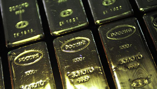 Централна банка купила рекордне количине злата