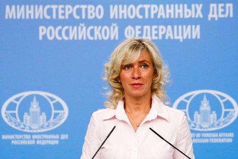 Захарова: Колико год било чудно руски гас се успешно испоручује у САД