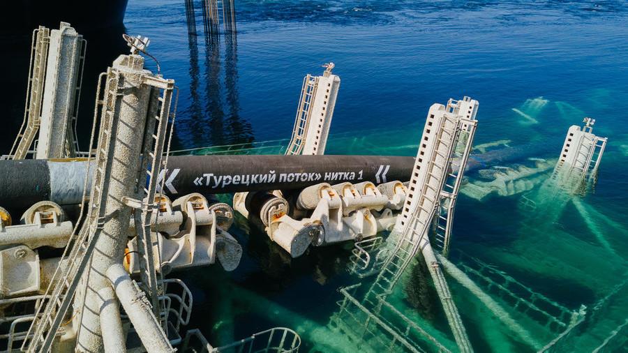 РТ: Пуном паром напред - Русија и Турска званично завршиле изградњу заједничког гасовода