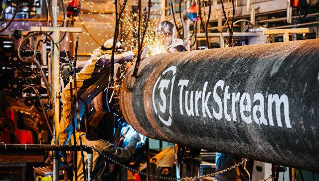 """Комерсант: """"Турски ток"""" пролази кроз Бугарску, Србију, Мађарску и Словачку"""