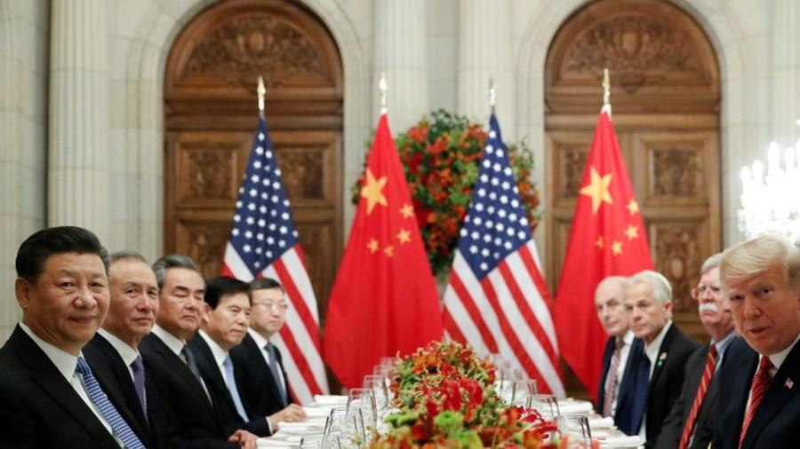 РТ: Трговинско помирење? Трамп и Ђинпинг одложили царински рат на 90 дана