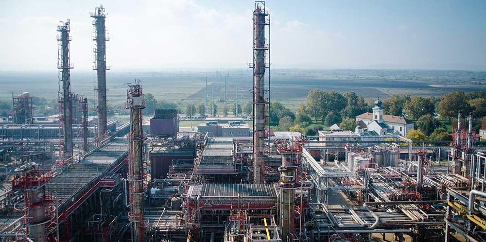 Pola veka prerade nafte u Srbiji