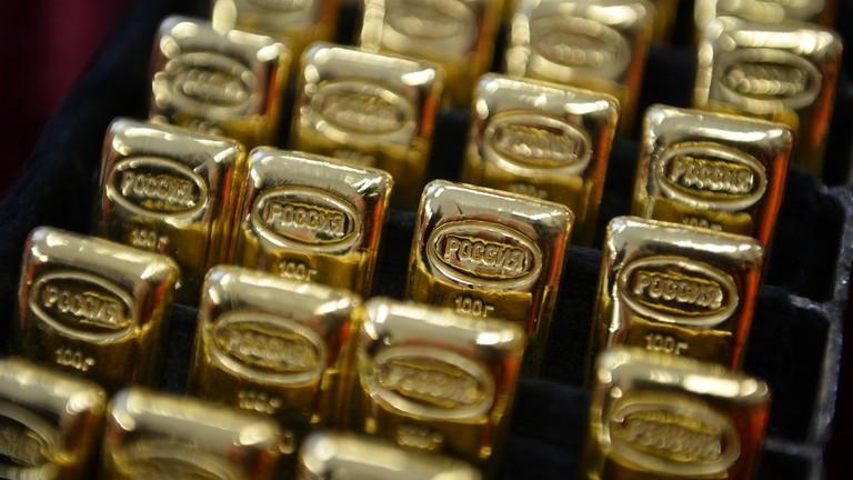РТ: Заменимо амерички долар руским златом - директор Московске берзе