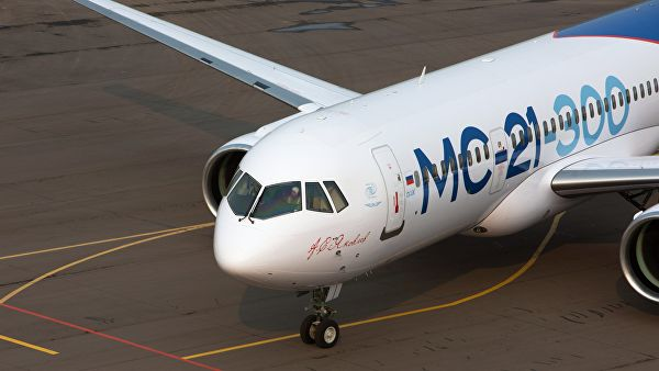 Производња првих серијских авиона МС-21 одложена до краја 2020. године