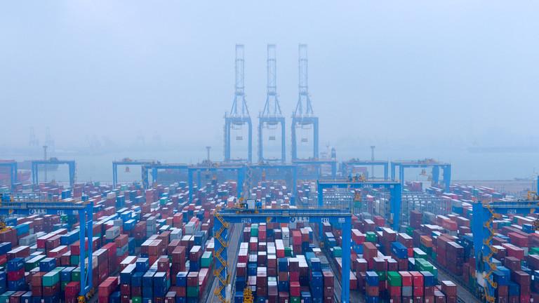 РТ: САД саветују Италији да се клони новог кинеског Пута свиле ... зато што је то питање националне безбедности?