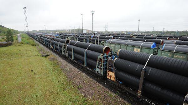"""САД разматрају увођење нових санкције против пројекта """"Северни ток 2"""""""