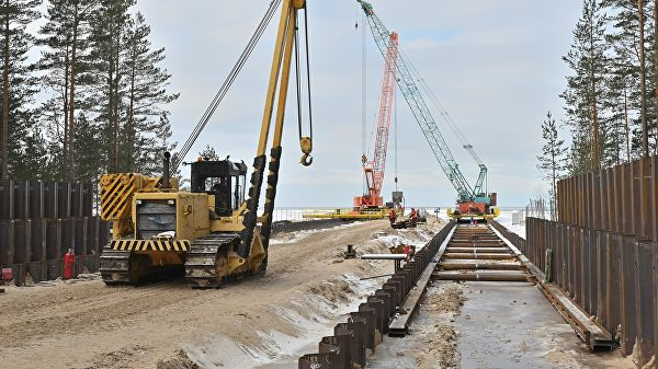 """""""Северни ток 2 АГ"""" затражио од Данске дозволу за изградњу гасовода """"Северни ток 2"""""""