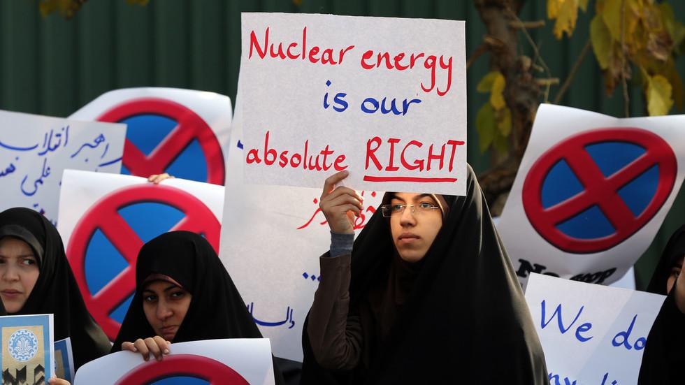 РТ: Иран најавио четвероструко обогаћивање уранијума