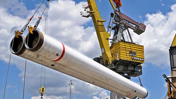 """Прве количине цеви за гас из """"Турског тока"""" почеле да пристижу у Србију"""