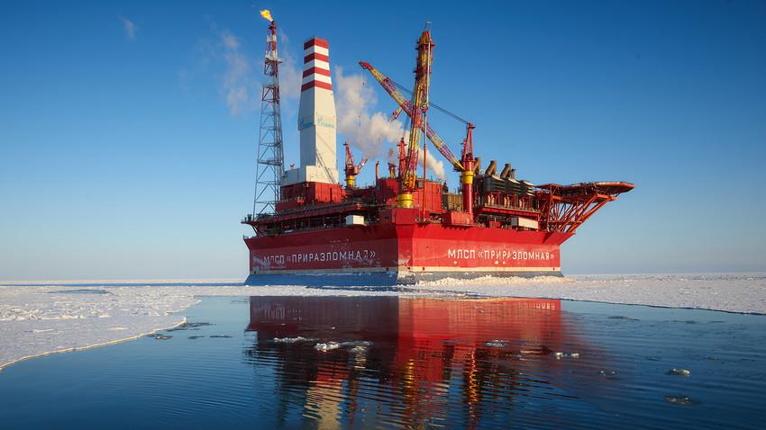 Ceo ruski energetski sektor objašnjen u četiri poteza