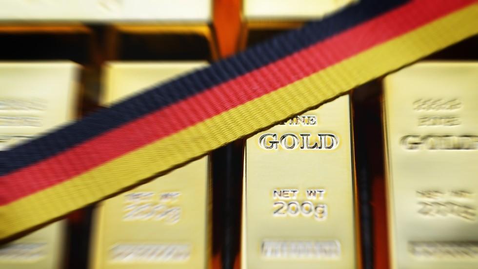РТ: Дојче банка конфисковала 20 тона венецуеланског злата, након раскидања споразума о кредиту
