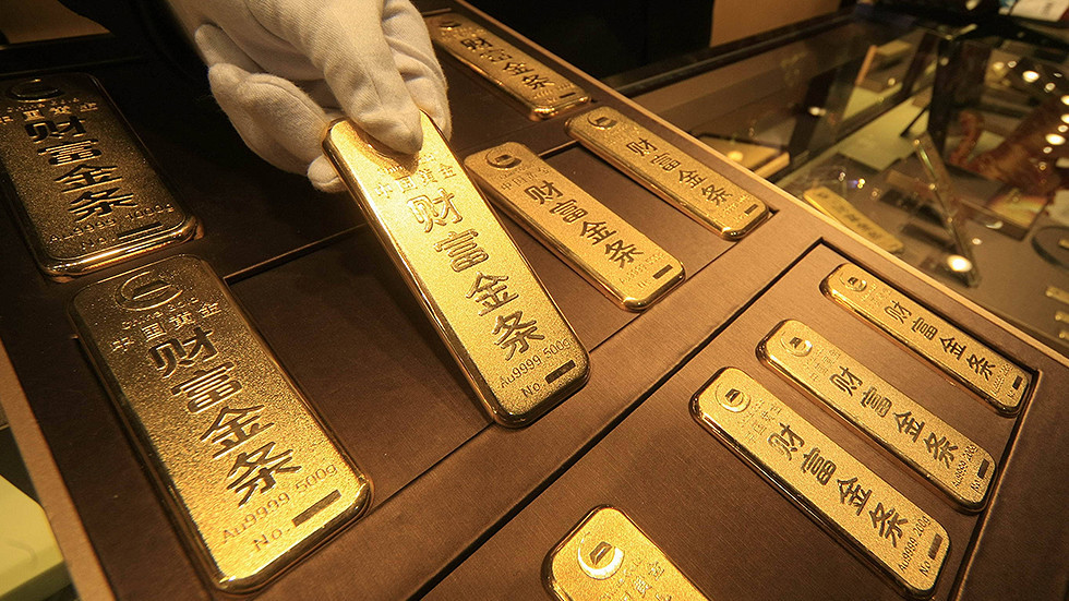 РТ: Пекинг на Трампове царине одговара великом куповином злата
