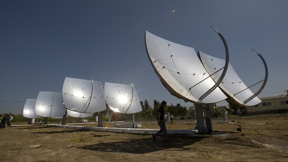 """РТ: САД упозоравају Израел на """"кинеску претњу"""", јер """"Хуавеј"""" улази на тржиште соларне енергије"""