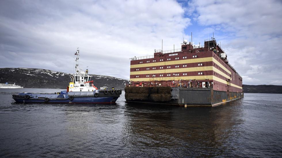 РТ: Руска нуклеарна електрана спремна за грејање Арктика