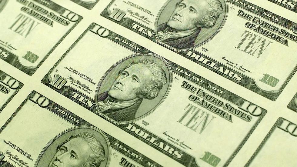 РТ: Русија се решава америчких хартија од вредности