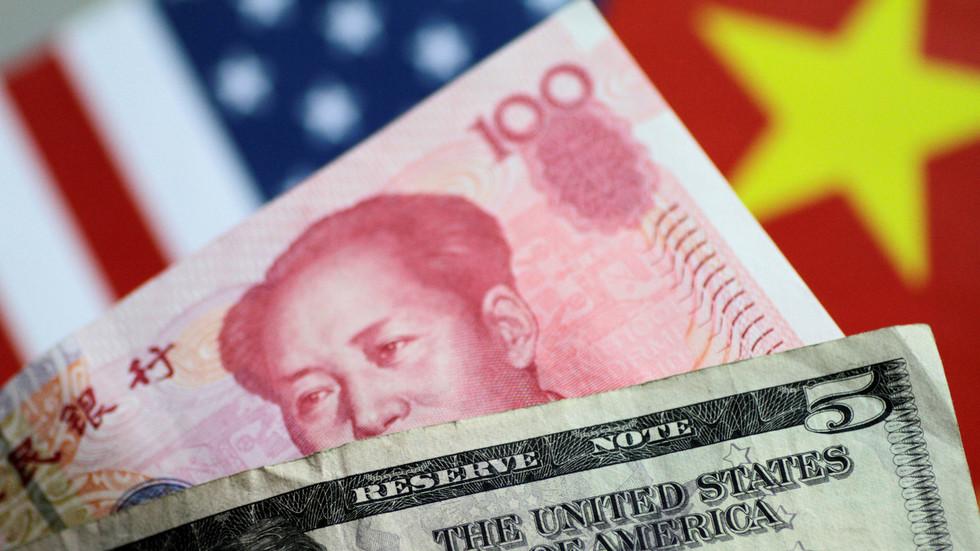 РТ: САД прогласиле Кину