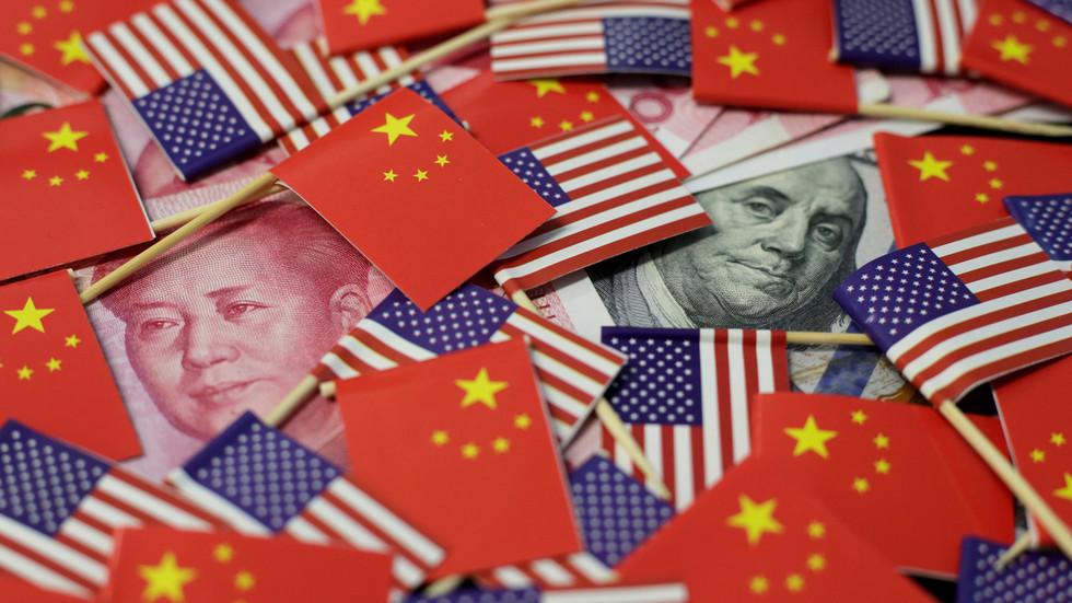 """РТ: САД означиле Кину """"валутним манипулатором"""" како би уздрмале глобално финансијско тржиште - Народна банка Кине"""