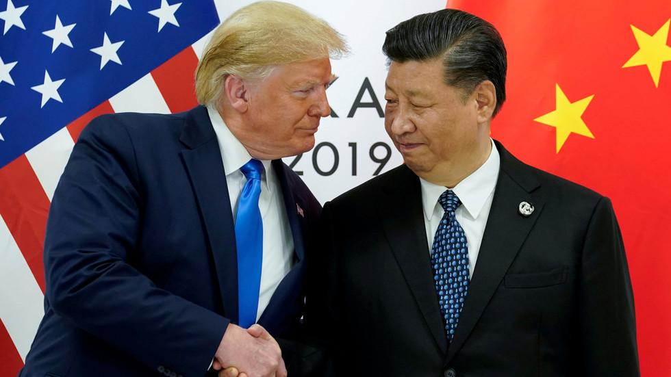 """РТ: Трамп најавио """"највећи посао икад"""" са Кином за америчке пољопривреднике"""