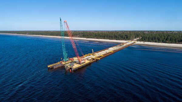 """У Данској уложили жалбу на одлуку о изградњи """"Северног тока 2"""""""