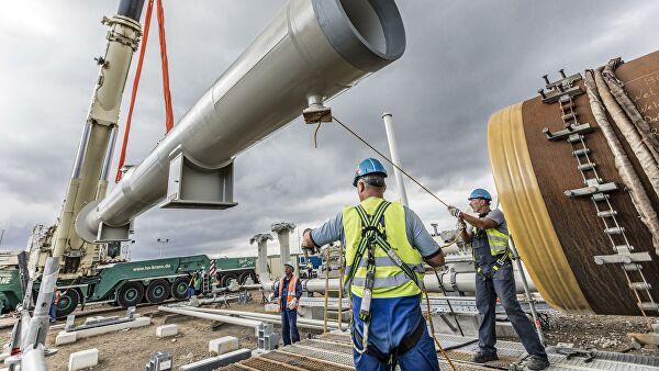 """Stupile na snagu američke sankcije protiv gasovoda """"Severni tok 2"""" i """"Turski tok"""""""