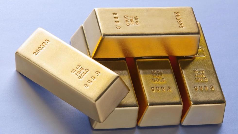 РТ: Русија за пола године појачала производњу злата за 18 одсто
