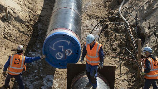 "Moskav: Gasovod ""Severni tok 2"" biće završen bez obzira na sankcije"