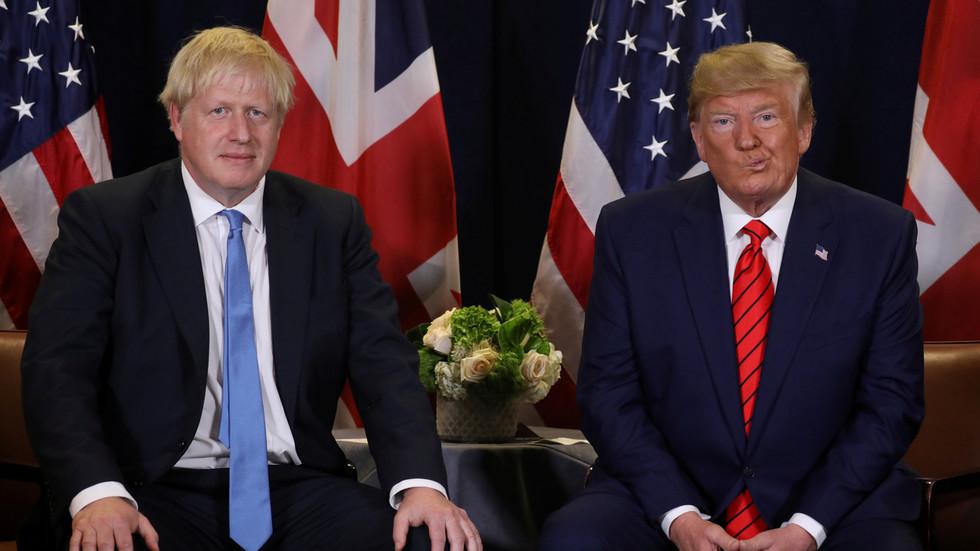 РТ: Потпаљен трговински рат? Лондон ризикује бес САД-а након обећања да ће наставити са увођењем пореза технолошким гигантима попут Гугла и Фејсбука