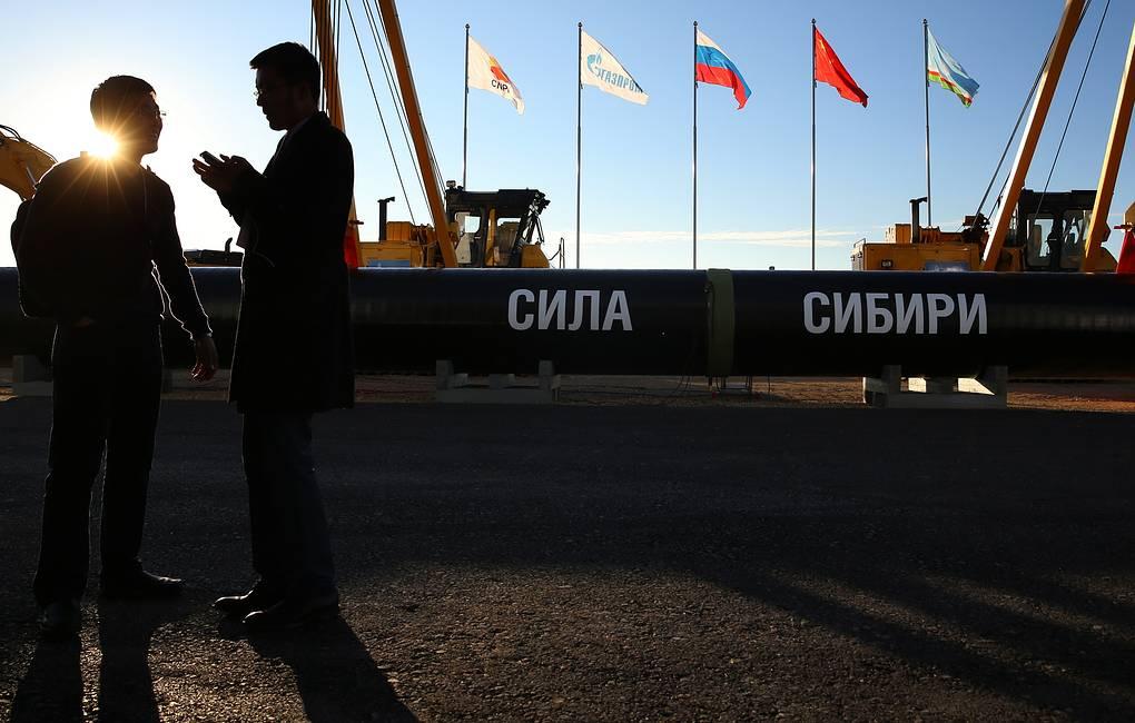 """""""Гаспром"""" започео рад на пројекту гасовода """"Снага Сибира 2"""""""