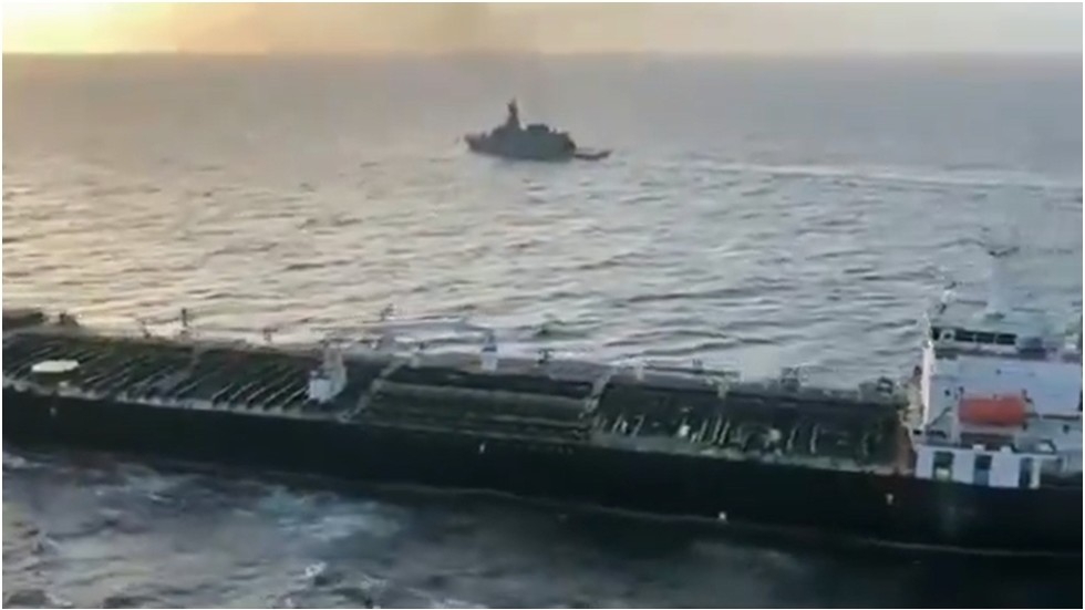 RT: Iranski tanker uz olujno nevremee stigao u venecuelansku luku kako bi isporučio naftu i pored američke blokade