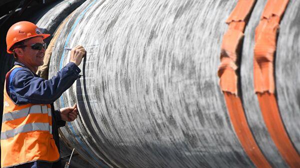 """Берлин: Одбацујемо све екстериторијалне санкције према гасоводу """"Северни ток 2"""""""