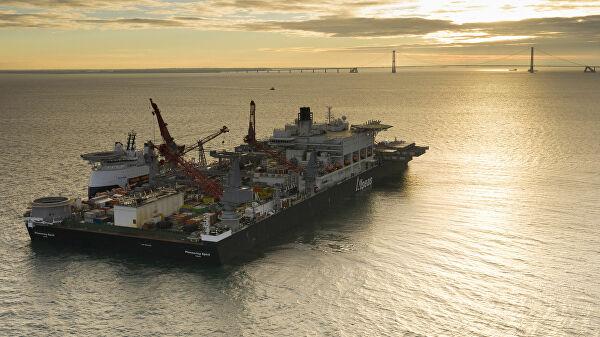 """Данска дозволила радове на завршетку изградње гасовода """"Северни ток 2"""""""