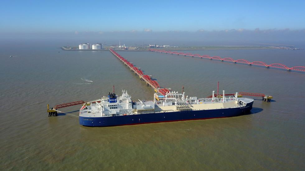 РТ: Русија планира да за пет година више него удвостручи своје присуство са природним гасом на светском тржишту