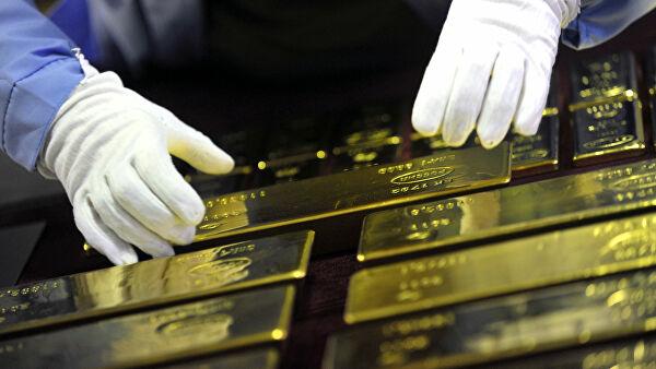 Цена злата расте