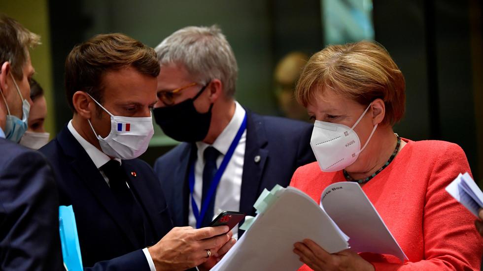 """РТ: ЕУ договорила """"историјски"""" план за стимулацију привреде због коронавируса од 750 милијарди евра након маратонског самита"""