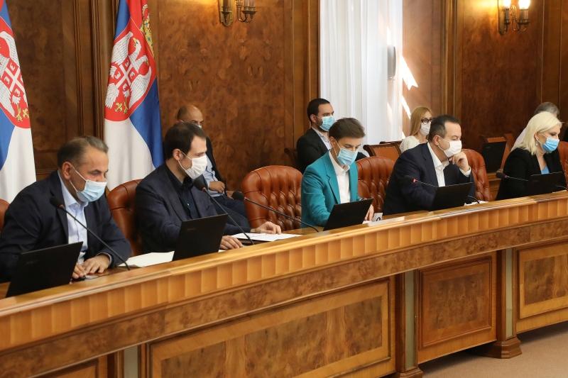 Усвојен правни оквир за спровођење другог пакета економских мера