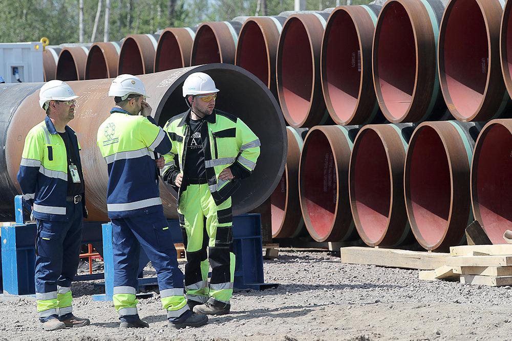 """EU: Sankcije SAD-a protiv gasovoda """"Severni tok 2"""" krše međunarodno pravo"""