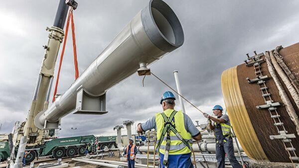 Меркелова: Немачка намерава да заврши изградњу гасовода