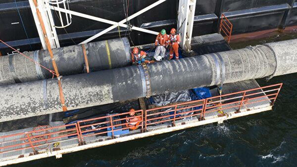 """Rusija može u punoj meri da osigura isporuke gasa Evropi i bez """"Severnog toka 2"""""""