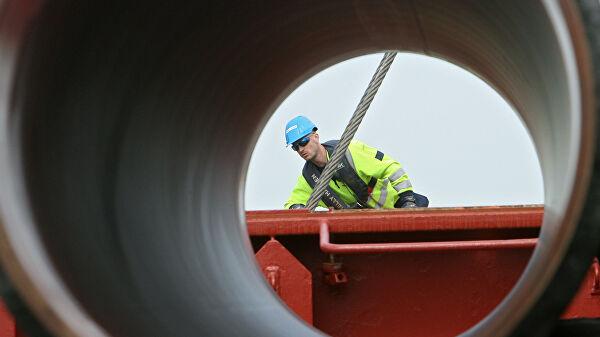 """Данска издала дозволу за експлоатацију гасовода """"Северни ток 2"""""""