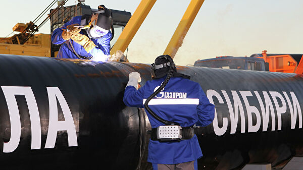 """Gasprom"" razmatra mogućnost izgradnje dva nova gasovoda do Kine"