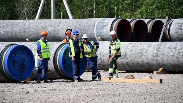 """Mas: Pitanje je samo kada će se izgraditi gasovod """"Severni tok 2"""""""