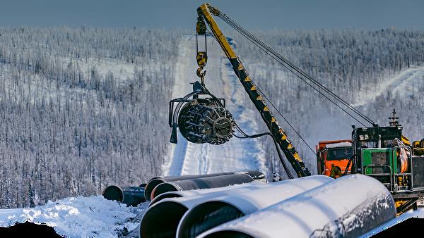 """""""Gasprom"""" započeo drugu fazu izgradnje gasovoda """"Snaga Sibira"""""""