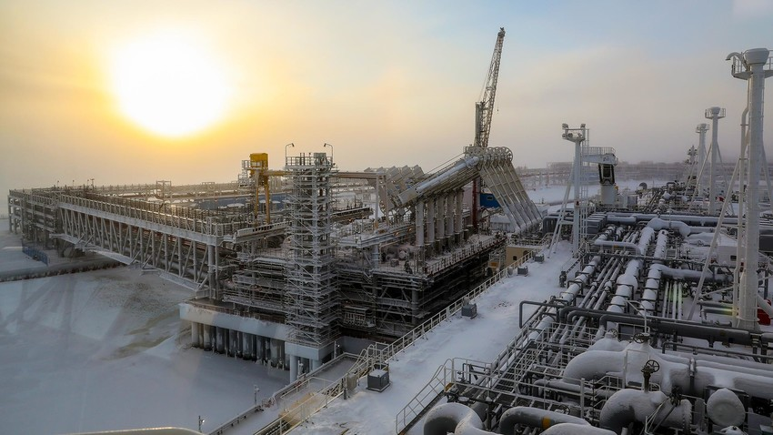 Како је Русија постала највећи извозник гаса на свету