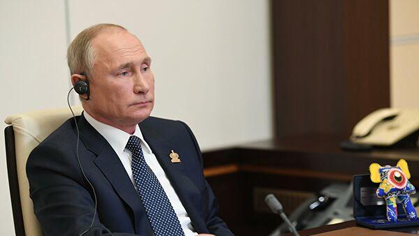 Putin: Pokazatelji međunarodne trgovine za poslednjih šest meseci doživeli su pad za više od 15 odsto