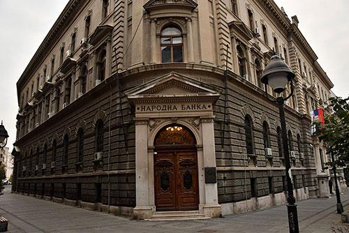 Narodna banka Srbije predviđa rast BDP-a