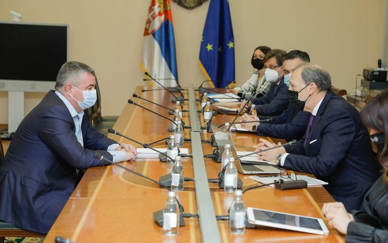 """Reorganizacijom """"Srbijagasa"""" dobija se razvijen gasni sektor"""